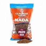 Pelete Crap Claumar Fishmeal 2mm 800gr