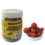 Boilies Claumar Fishmeal De Carlig Critic Echilibrat Squid&pruna 100gr